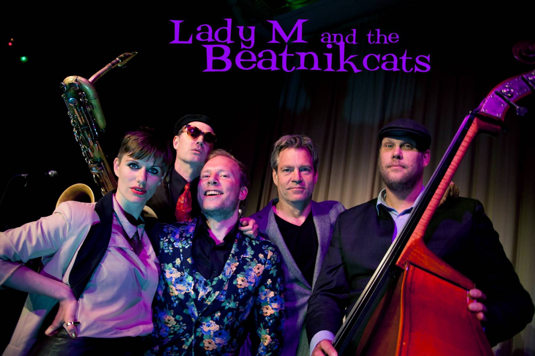 Lady Marmalade & The Beatnik Cats