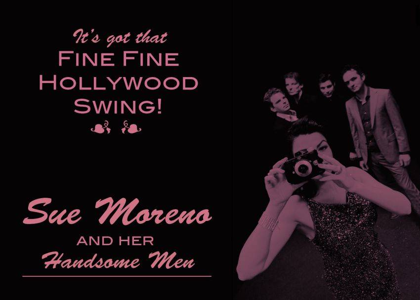Sue Moreno & Handsome Men Promo